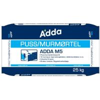 M5 puss/murmørtel Adda 20KG