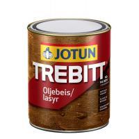 TREBITT OLJEBEIS RØD BASE     0.68L