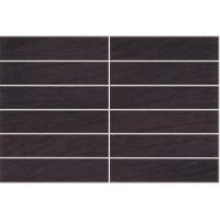 Kjøkkenplate Svart Blank KERRA 30x10 (10x620x580mm)